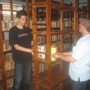 Junior Jacob Fierman Lends A Helping Hand In Haiti