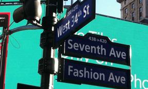Fashion Academy Visits New York City