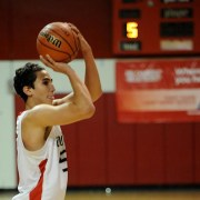 Basketball and Hockey: Senior Branden Shafmaster Does Double Duty