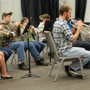 Brass And Woodwind Prepare For Competition