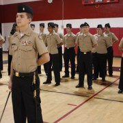 NJROTC'S First Graduating Class Stands Tall