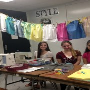 Fashion Club Shows Their Charitable Side With Multiple Projects