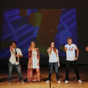 The Senior Class Show Their Talent In The Annual Variety Show