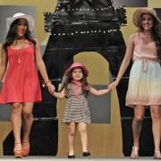 CCHS Fashion Marketing Class Presents a' Paris Fashion Show
