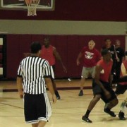 Students And Staff Face Off On The Basketball Court To Benefit Layer Scholarship Foundation