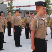 In Service To Others: CCHS Students Prepare For A Career In The Military