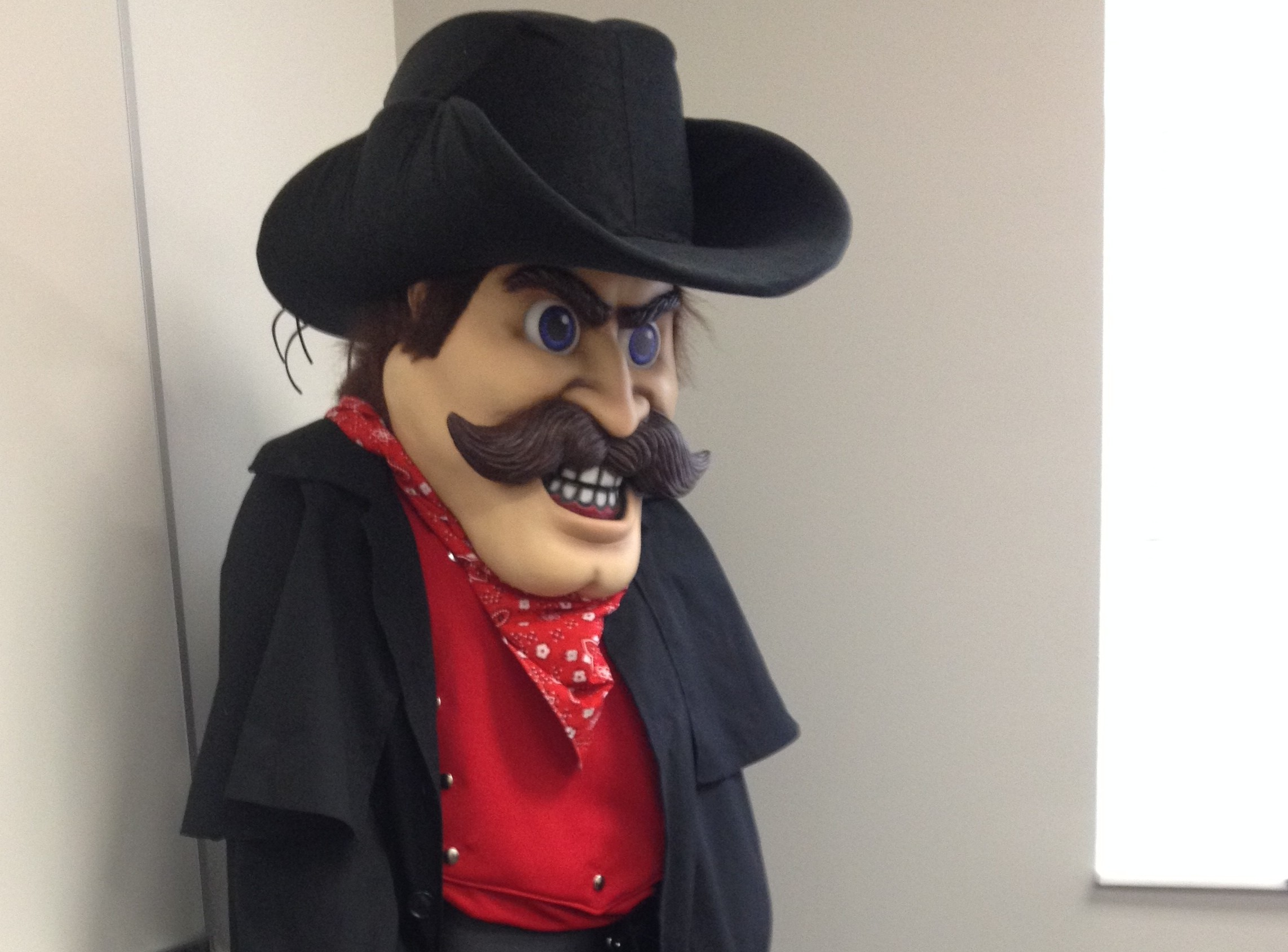 trying out for pistol pete | the lariat