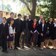 CCHS Debate Team Takes on Blue Key