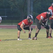 Football: Cowboys Face Off Against Coral Springs Colts