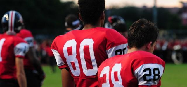 Football: Cowboys Face McArthur Mustangs