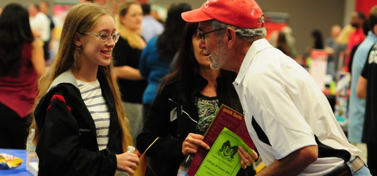 Colleges come to CCHS for annual fair