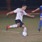 Boy's Varsity Soccer: Senior Night Celebration, Defeats Nova