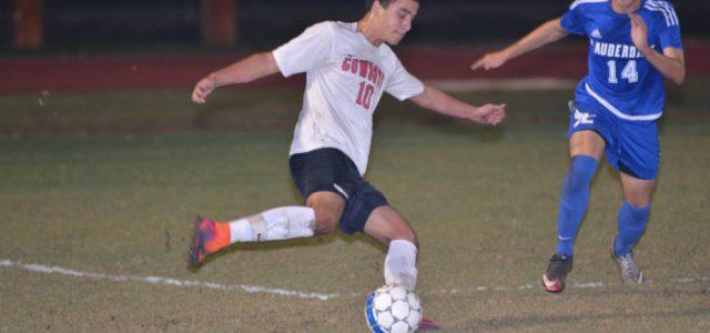 Boy's Varsity Soccer: Senior Night Celebration, Defeats Nova
