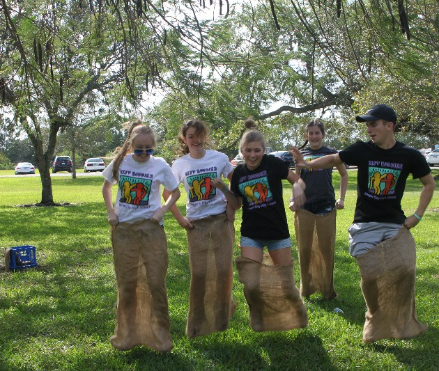 A Day at the Park: Best Buddies Hosts Third Annual Picnic