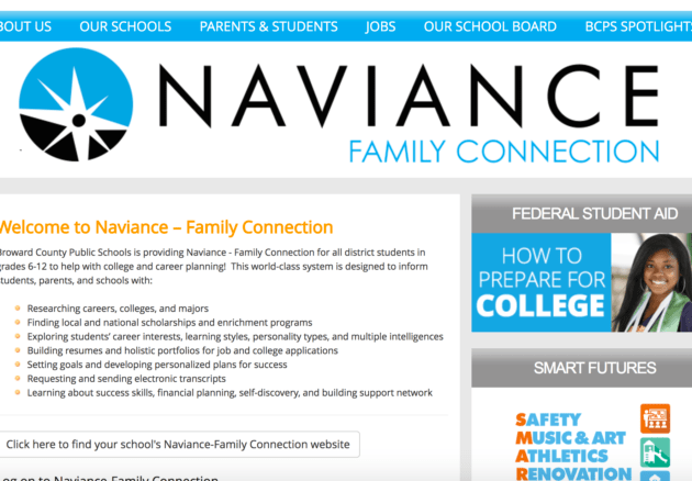 Guide To Navigating Naviance
