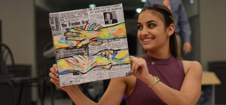 Kindness and Unity Prevail: NHS Hosts Annual Art Gala