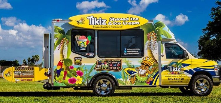 A New Treat For Students: PTSA Hosts Tikiz Sno Cone Sales on Early Release Days