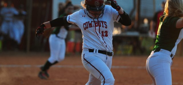 Varsity Softball: Team Takes On Regional Finals