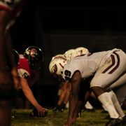 JV Football: CCHS faces off against their rivals