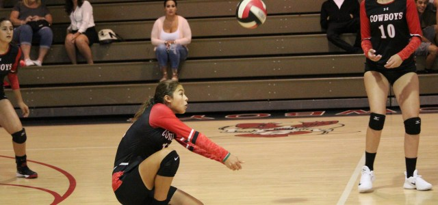 Girls volleyball: Lady Cowboys take on Everglades
