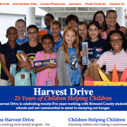 Annual Harvest Drive encourages students to give back