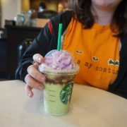 Review: Starbucks Zombie Frappucino