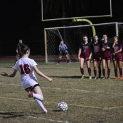 Girls Varsity Soccer: CCHS takes on Douglas High School