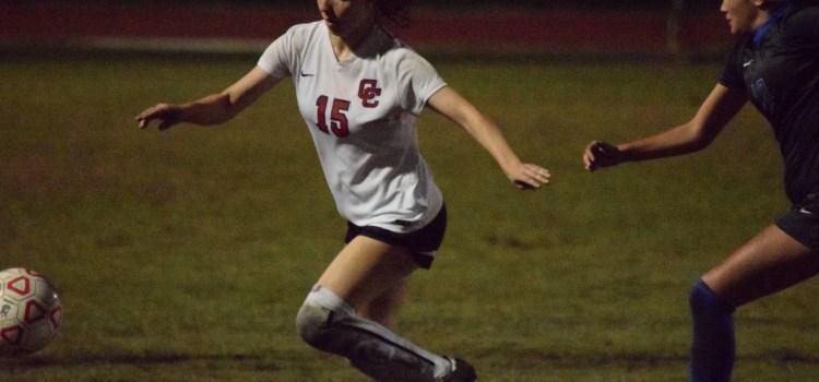 Girls varsity soccer: CCHS vs. Everglades High