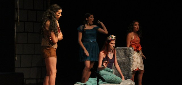 "Review: ""Game of Tiaras"" puts drama department's passion on full display"