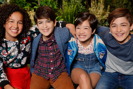 "Disney smashes social norms with new show ""Andi Mack"""