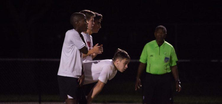 Boys varsity soccer: Cowboys take a tough loss against Pines Charter