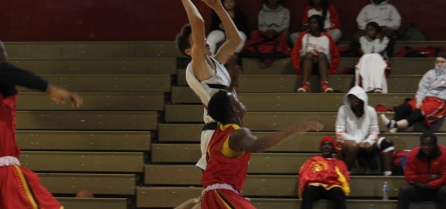 Boys varsity basketball: Cowboys continue their undefeated streak with a win against South Broward