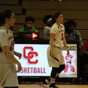 Girls varsity basketball: Lady Cowboys take a tough loss against Plantation High School 86-64