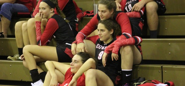 Triple threat: Gurdikyan triplets bring competition to the court