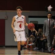 Boys JV basketball: Cooper City fights through a difficult matchup against Monarch