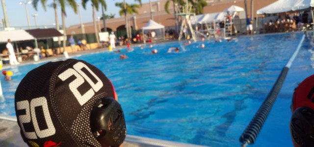 Boys water polo: Cowboys play against Douglas Eagles