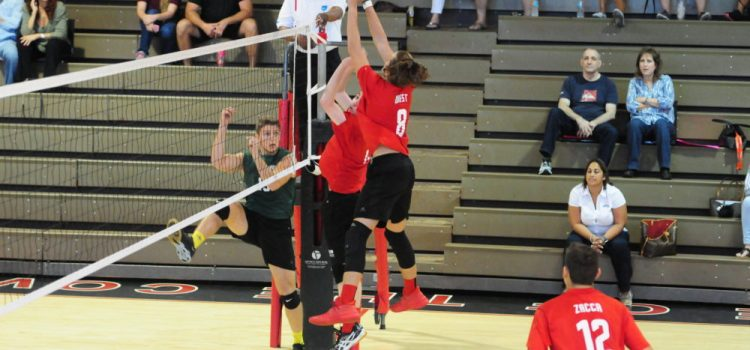 Boys varsity volleyball: Cowboys beat Coral Glades 3-0