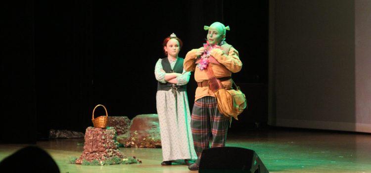 "Ogres, fairytales and more: Embassy Creek Elementary takes on ""Shrek Jr."""