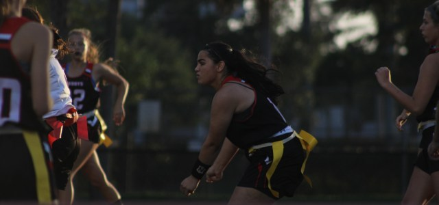 Varsity flag football loses 38-6 in state semifinals