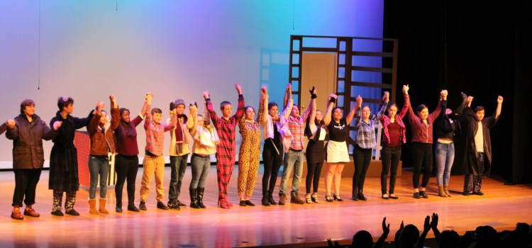 "Love and laughter make ""Almost, Maine"" a Thespian success"