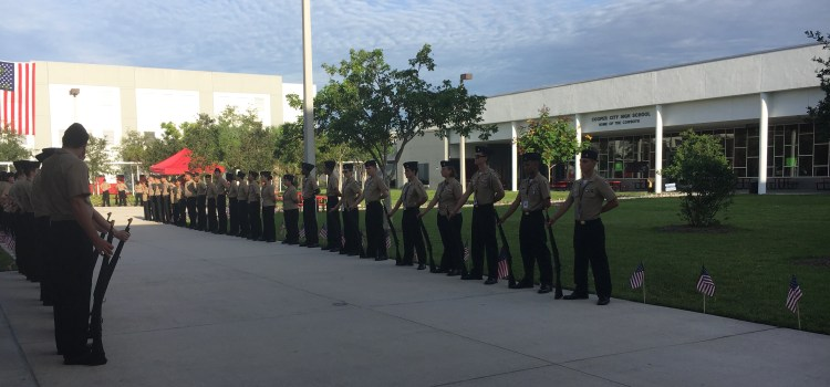 Seventeen years later: CCHS staff and students remember 9/11