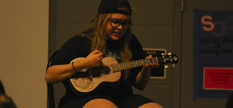 Creative pieces: CCHS Poetry Club hosts first poetry slam of the year