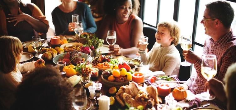 Dinnertime conversation: How to talk politics without ruining your family relationships at the same time