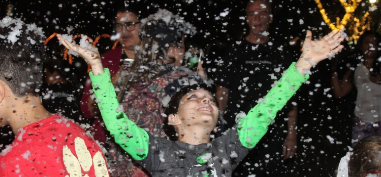 Cooper City kicks off the holidays with Light Up Cooper City