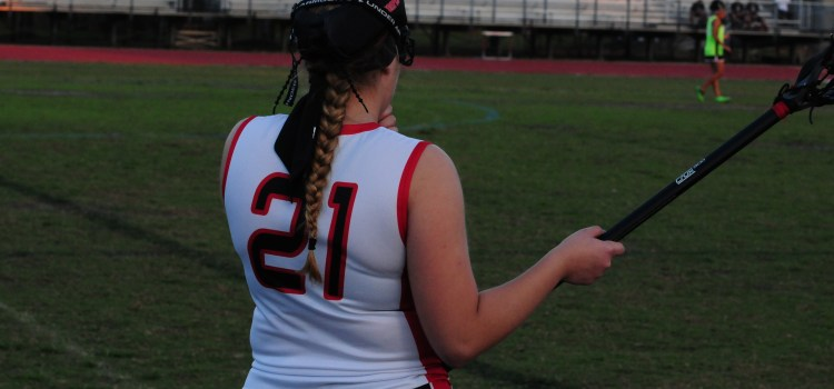 Girls' lacrosse plays preseason games against Calvary Christian Academy and Marjory Stoneman Douglas High