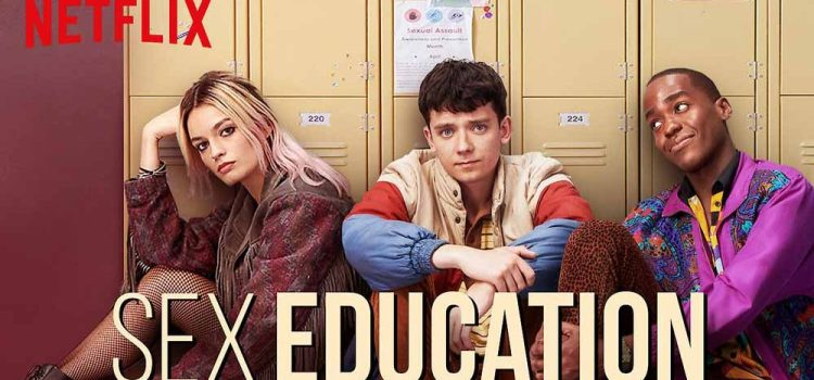 """Netflix series brings new meaning to """"Sex Education"""""""