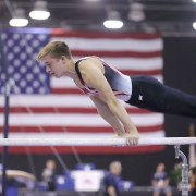 Going for the gold: Gymnast Tyler Flowers trains like there's no tomorrow