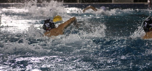 Water polo blows Flanagan out of the water