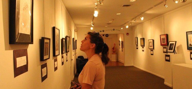 AP Portfolio art gallery: Allowing students to demonstrate their hard work and dedication through their art