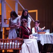 "A CCHS miracle: The Thespians take on ""The Miracle Worker"""